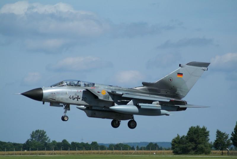Deutscher Aufklärungs-Tornado (Urheber: Jerry Gunner from Lincoln, UK)